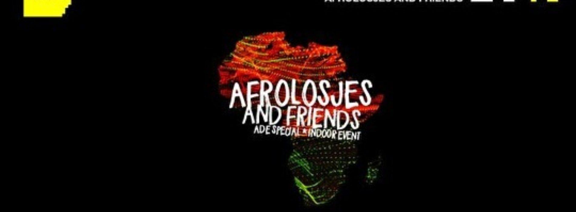 AfroLosjes | Stadspodium Amsterdam