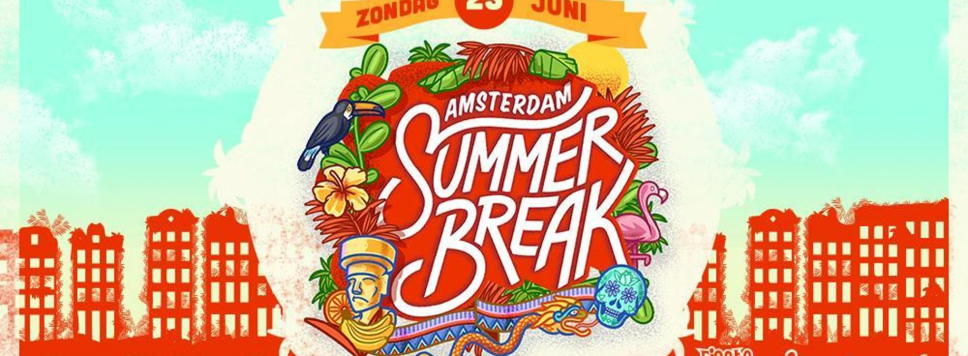 Amsterdam Summer Break Festival | Stadspodium Amsterdam