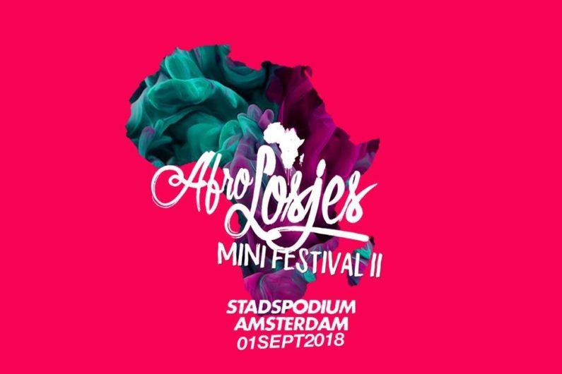 Afrolosjes Mini Festival II | Stadspodium Amsterdam