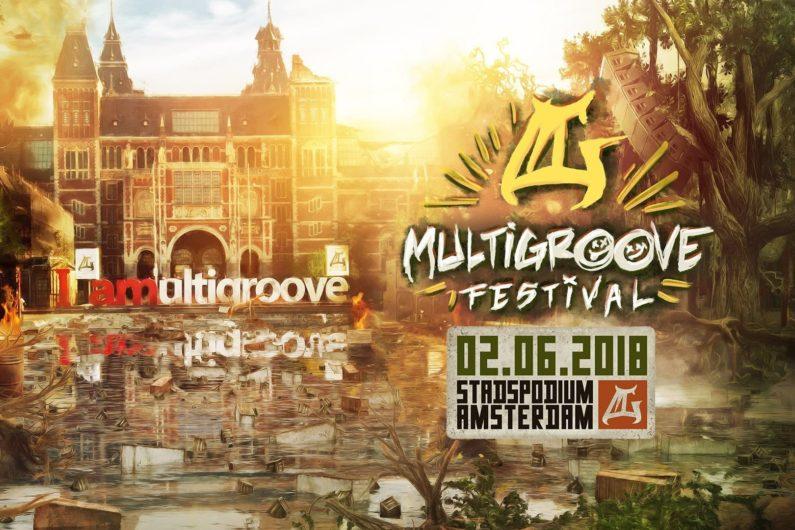 Multigroove Festival | Stadspodium Amsterdam
