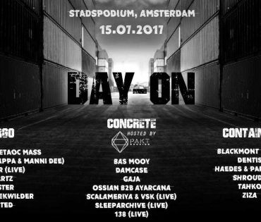 Day-On | Stadspodium Amsterdam