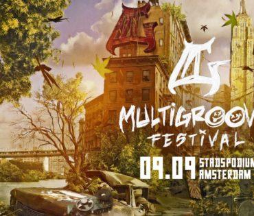 Multigroove Festival   Stadspodium Amsterdam