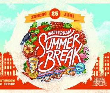 Amsterdam Summer Break Festival | Stadspodium Amsterdam