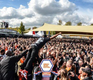 27.04.2017 | URBAN MUSIC FESTIVAL | Stadspodium Amsterdam