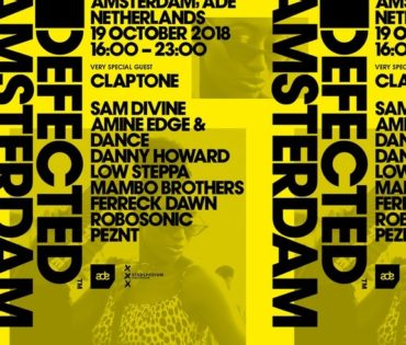 Defected | Stadspodium Amsterdam