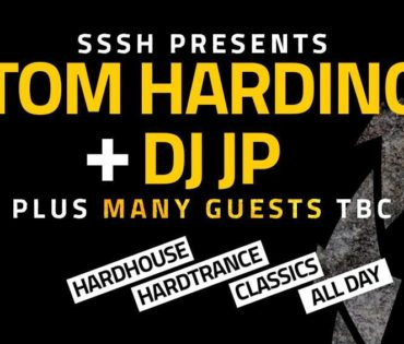 Tom Harding & DJJP | Stadspodium Amsterdam